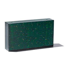 BLACKSEA Eastern Block Clutch Green