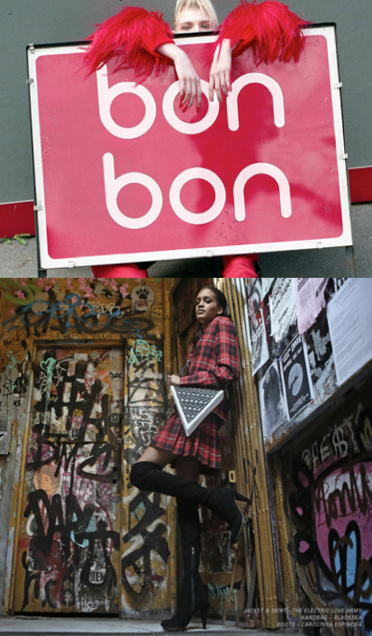 Bon-Bon Magazine - Issue-5 2015